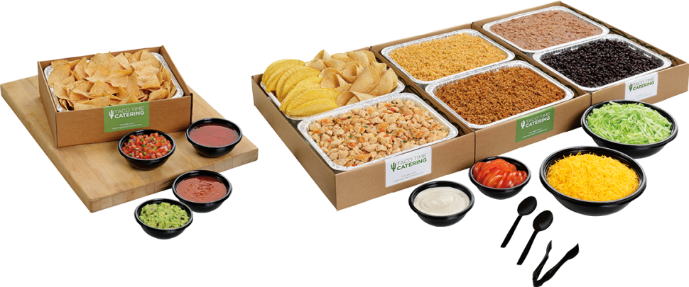 Taco Time Northwest Catering